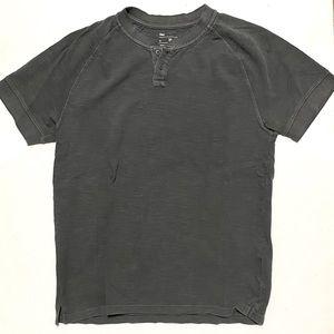 GAP Crewneck Button T-Shirt